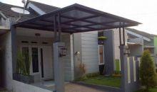 Memilih Kanopi Rumah Berbahan Baja Ringan